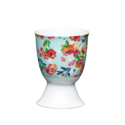 Kitchen Craft Porcelain Egg Cup Floral Tropics 2 25 From