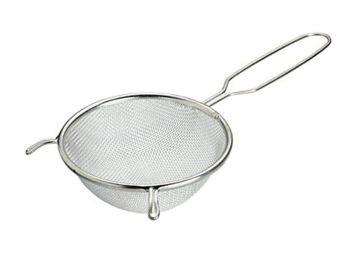 Kitchen Craft Stainless Steel Round Sieve 16cm 163 5 25